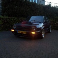 Golf 2 20VT met USLights