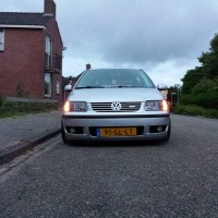 VW Polo 6N2 met USLights