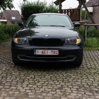 BMW 1 serie met USLights