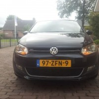 VW Polo 6R met USLights = erg sjiek!