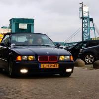 BMW e36 Cabrio met USLights