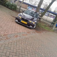 BMW e36 met USLights