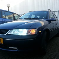 Opel Vectra met USLights