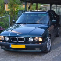 BMW 5 met Alpina en USLights