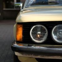 BMW e21 met USLights beige