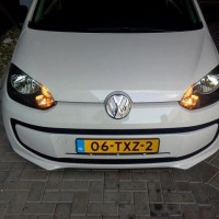 VW Up! met USLights