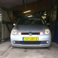 VW Lupo 3L met USLights