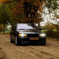 BMW 330D met USLights