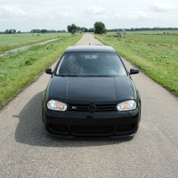 Golf 4 V6 met USLights