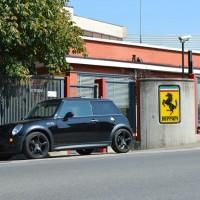 Mini One voor Ferrari fabriek met USLights
