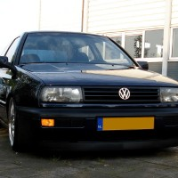 Golf 3 met USLights