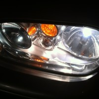 Golf 4 met USLights