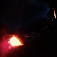 Nissan Almera met USLights