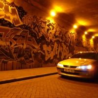 Peugeot 406 break met USLights