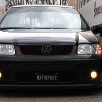 VW Polo 6N2 GTI met USLights