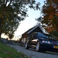 BMW e46 met USLights
