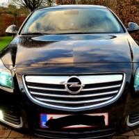Opel Insignia met USLights en xenon