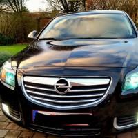Opel Insignia met USLights