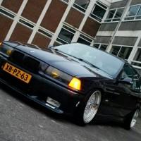 BMW 3 Touring met USLights