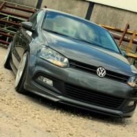 VW Polo 6R met USLights en wielen