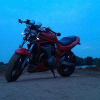 Runninglights op motorfiets USLights