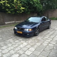 Volvo met USLights
