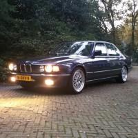 BMW 7 met USLights