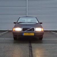 Volvo 440 Dimlicht en USLights
