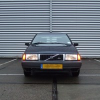 Volvo 440 Stadslicht en USLights