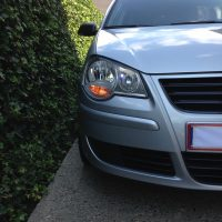 VW Polo 9n3 met USLights