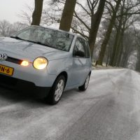 VW Lupo 3L met amerikaanse knipperlicht modules