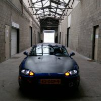Mazda MX5 met USLights