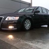 Audi A6 met USLights