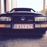 VW Corrado VR6 met USLights