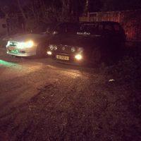 VW mk2 met USLights