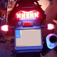 USLights als runninglights motor
