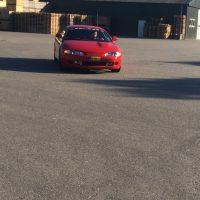 Mitsubishi Eclipse met USLights