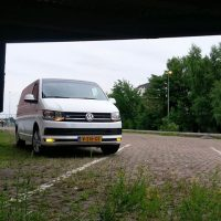 VW T6 met USLights