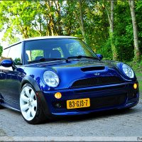 Mini One Cooper photography by BerryM USLights