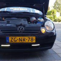 VW Lupo met USLights en DRL