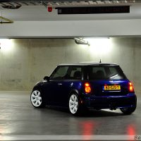 Mini Cooper USLights in rear lights