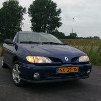 Renault Megane Cabrio Met USLights