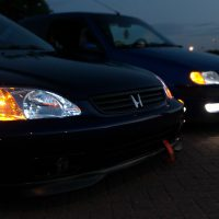 Honda Civic stoer