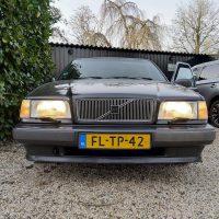 Volvo met USLights 850 GLT