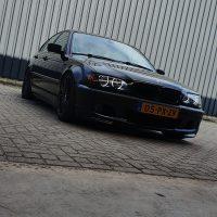 BMW 3 serie met UDSM USLights