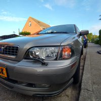 USLights in een Volvo S40 detailed
